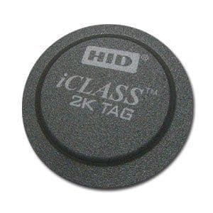 2060 - HID iCLASS® Tags, 2K - 100 Pack
